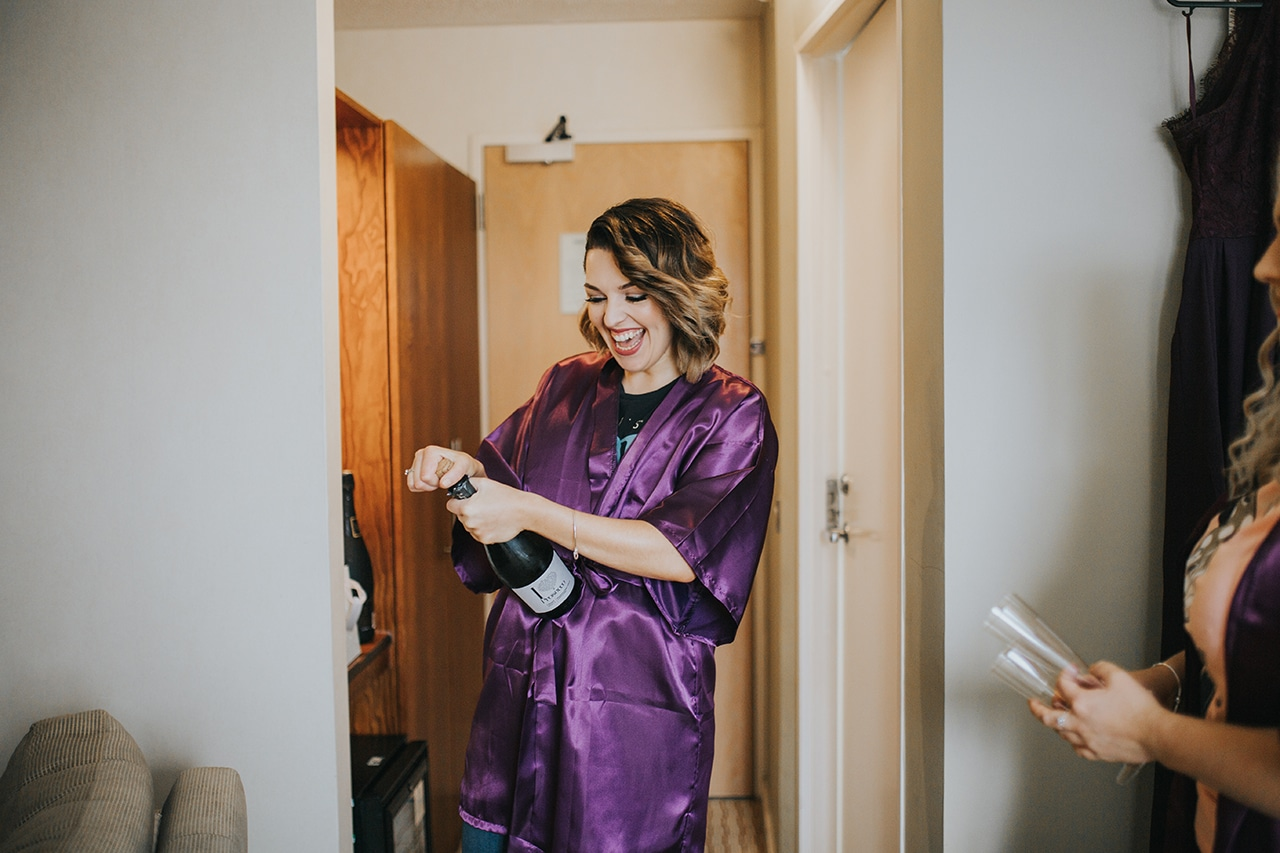 bridal prep champagne best of 2019 photography
