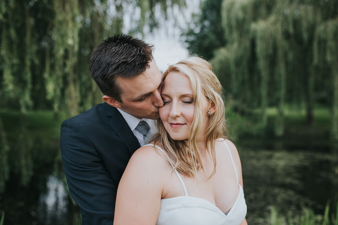 Kettering Wedding Photography at Market Harborough Golf Club