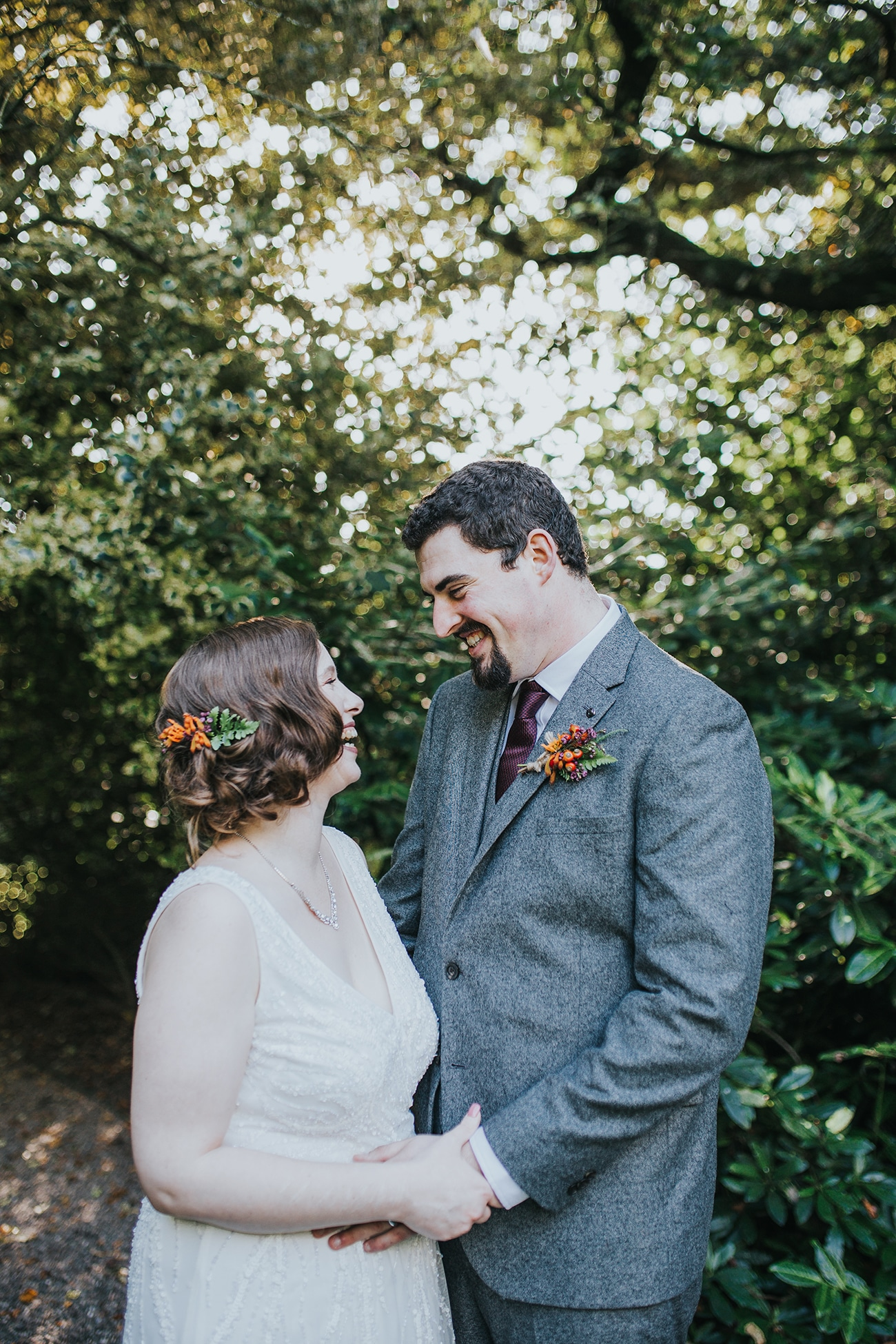 Bride and Groom Wedding Photo Inspiration at Pendrell Hall Wedding Venue West Midlands