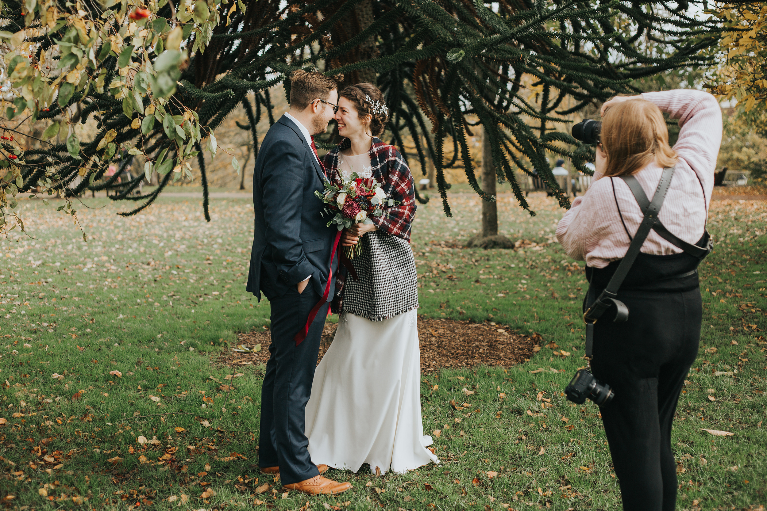 Sophie Ann Photography Northampton Wedding Photography Behind the Scenes